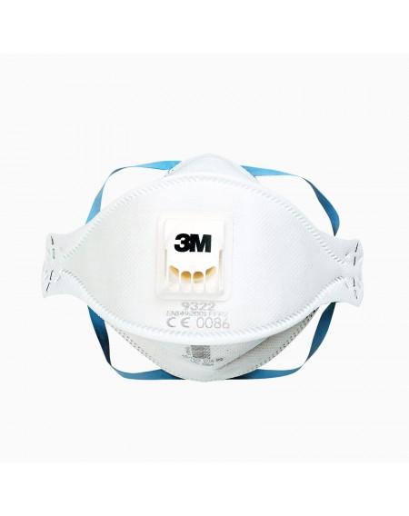 Μάσκα σωματιδίων - σταγονιδίων FFP2 3Μ 9322