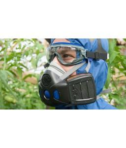 Μάσκα μισού προσώπου 3M™ Secure Click™ HF802 SD