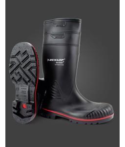 Μπότες γόνατος ασφαλείας Dunlop Acifort Heavy Duty S5