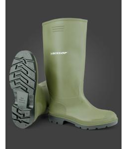 Μπότες γόνατος Dunlop Pricemastor Green
