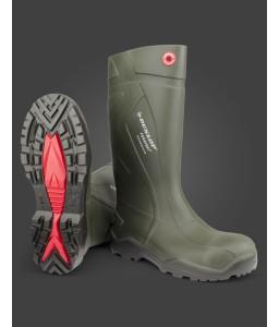 Μπότες γόνατος Dunlop Purofort+ 04
