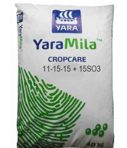 Λίπασμα YaraMila Cropcare 11-15-15 + 15 SO3  40kg