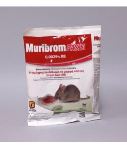 Ποντικοκτόνο Muribrom pasta 150gr