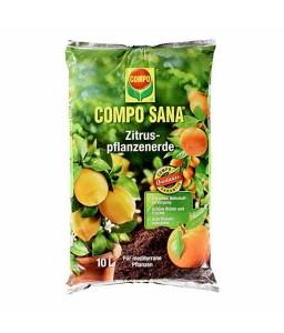 Φυτόχωμα Compo Sana για εσπεριδοειδή 10lit
