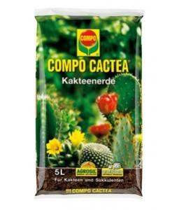 Φυτόχωμα Compo Sana για κάκτους 5lit