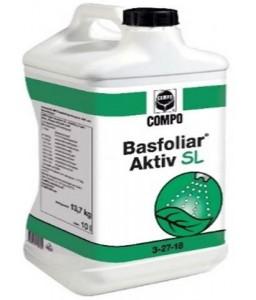 Basfoliar Aktiv SL 3-27-18 + TE 2,5lit