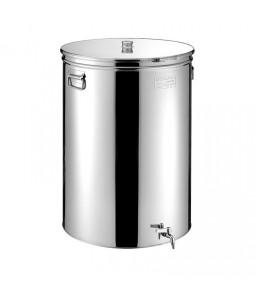 Ανοξείδωτο δοχείο ανοικτού τύπου Metal Box 38Α-63Α