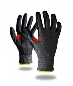 Γάντια εργασιών πολυαιθυλενίου ενισχυμένα Power Cut Kapriol 12771