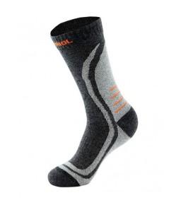 Κάλτσες θερμικές γκρι 39-47
