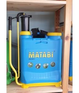 Super GreenΨεκαστήρας πλάτης Matabi Ιαπωνίας MAT12-16