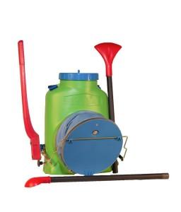 Θειωτήρας πλαστικός πλάτης 10kg 001161