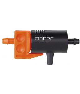 Ρυθμιζόμενος σταλάκτης γραμμής 0-6 λίτρα/ώρα Claber 99217